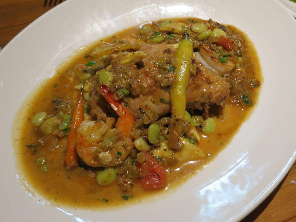 Ian McNulty's Digging In: Dish at Bobby Hebert's Cajun Cannon 'a step up from typical sports bar fare' _lowres
