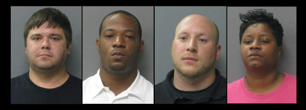 Prosecutors will not file charges against former Lafayette deputy in jail beating _lowres