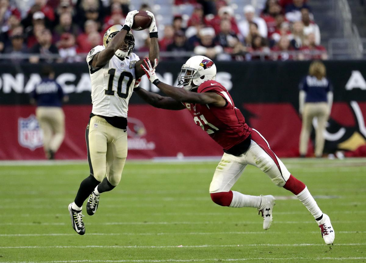 How Saints worked their way around Patrick Peterson ...