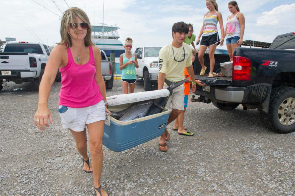 Grand Isle ready for its busiest weekend _lowres