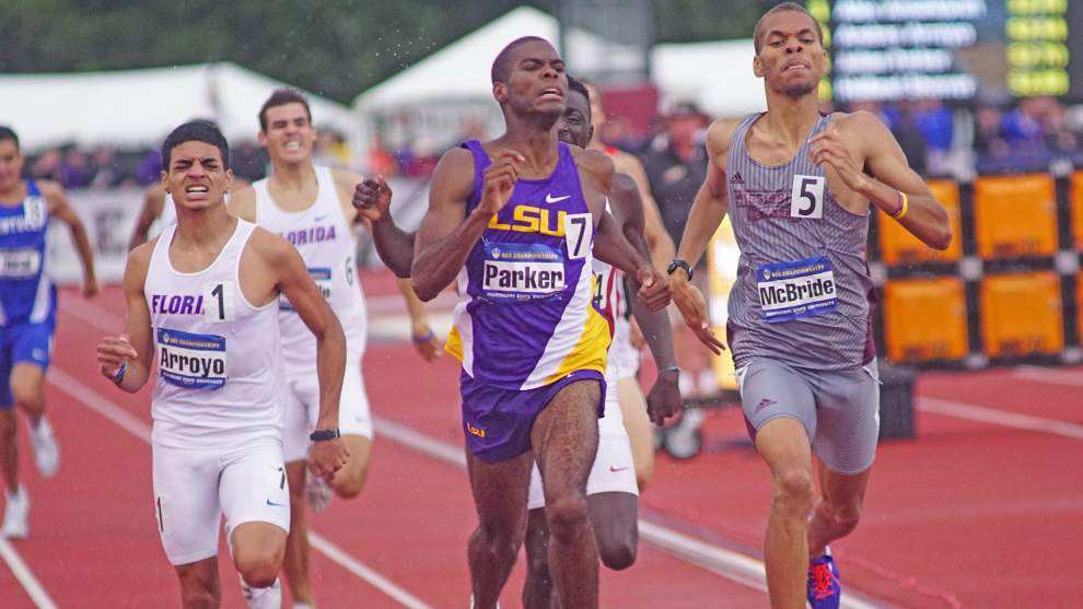 SEC meet good indicator LSU primed for big postseason _lowres