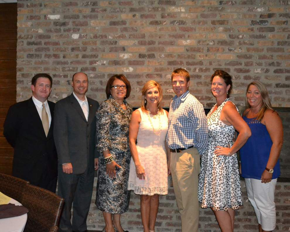 Rotary Club honors members _lowres