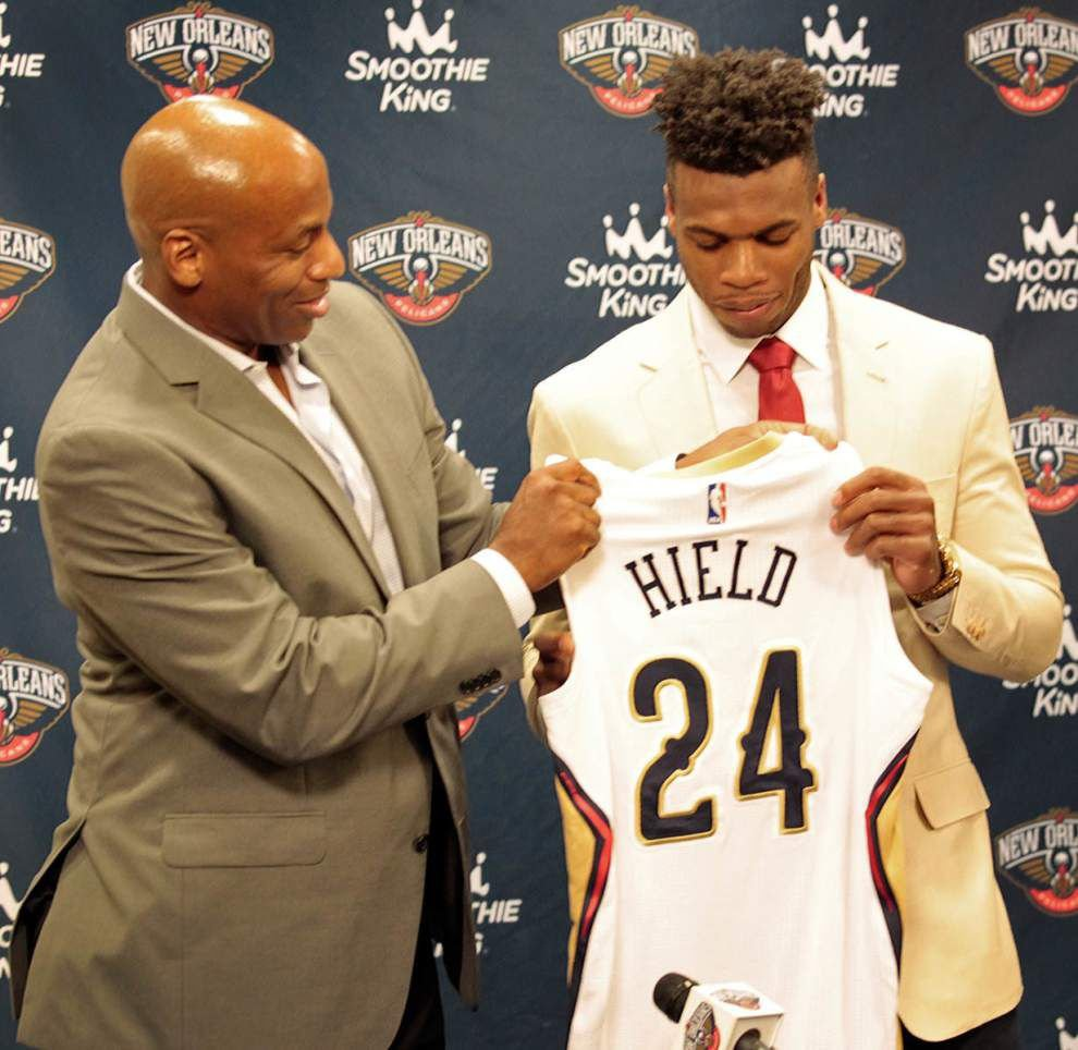 Pelicans first-round pick Buddy Hield makes strong first impression _lowres