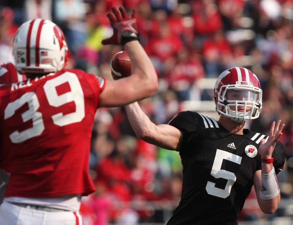 Report: Wisconsin QB Tanner McEvoy to start against LSU _lowres