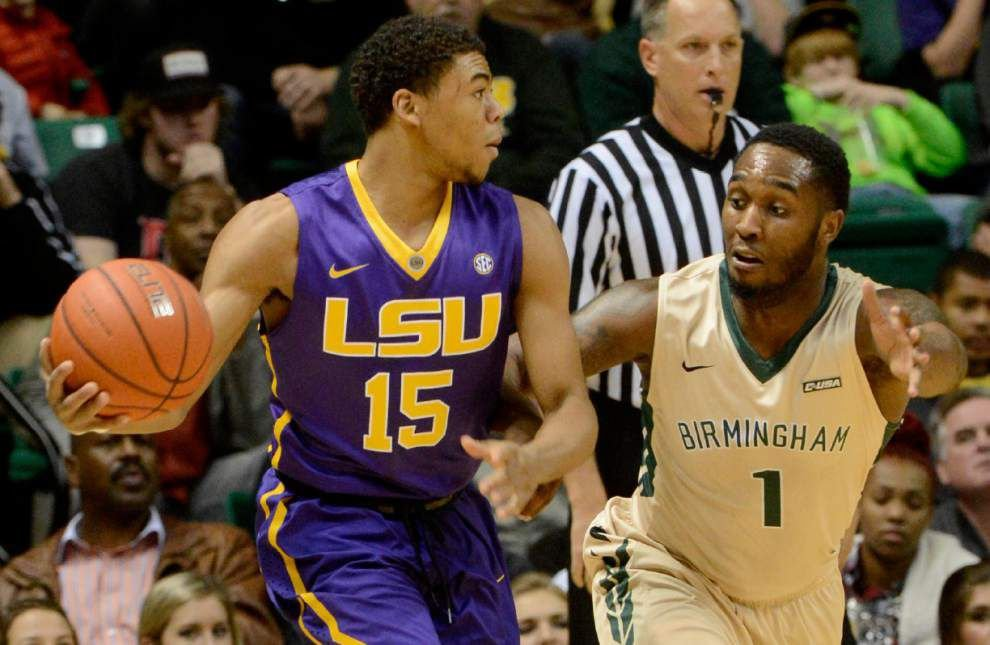 Opening tip: LSU at Ole Miss men's basketball, Wednesday at 6 p.m. _lowres