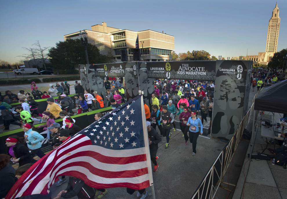First steps important as Louisiana Marathon weekend gets closer _lowres
