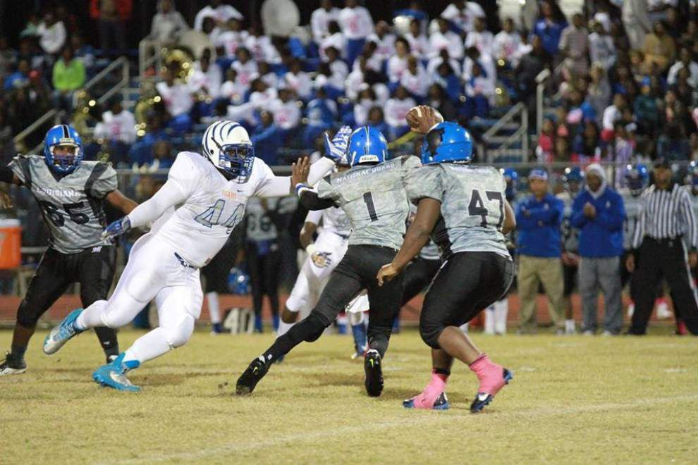 East Feliciana falls to Northeast rivals _lowres