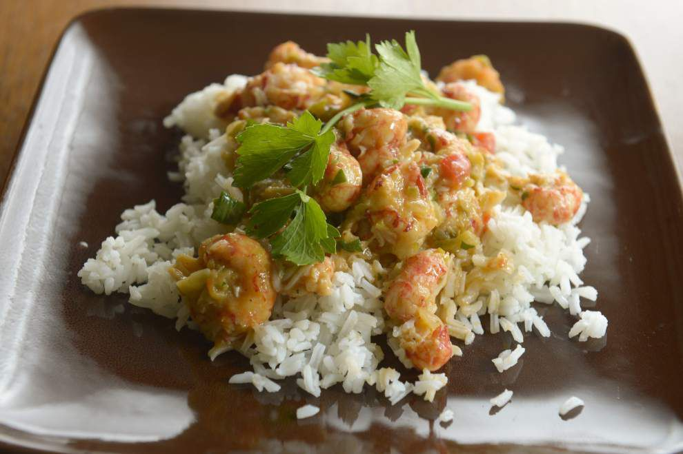 Gourmet Galley: Tails of summer: Great recipes just in time for crawfish season _lowres