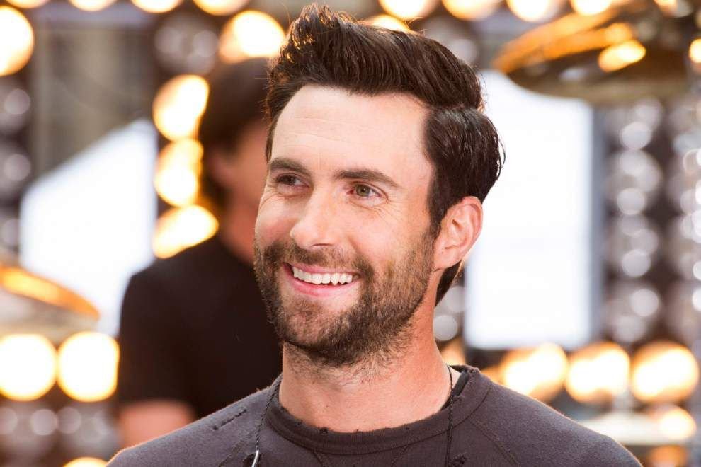 Adam Levine changes his tune in 'Begin Again' _lowres