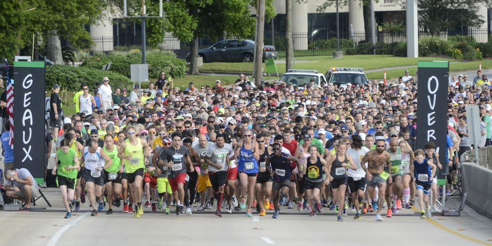 Photos: Huey P. Long Bridge Run _lowres