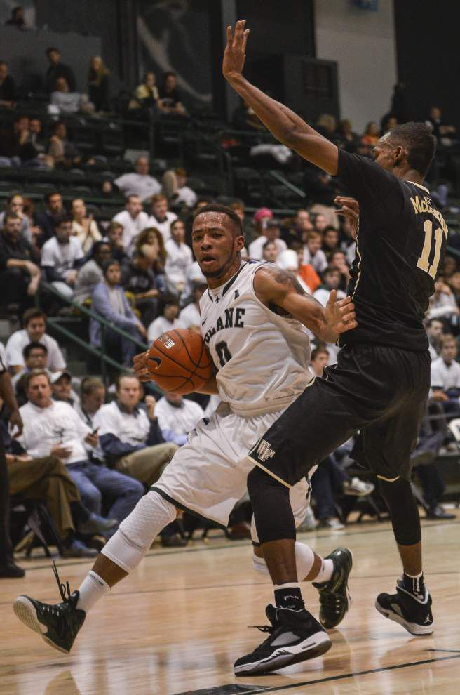 Wake Forest rolls past Tulane 71-49 _lowres