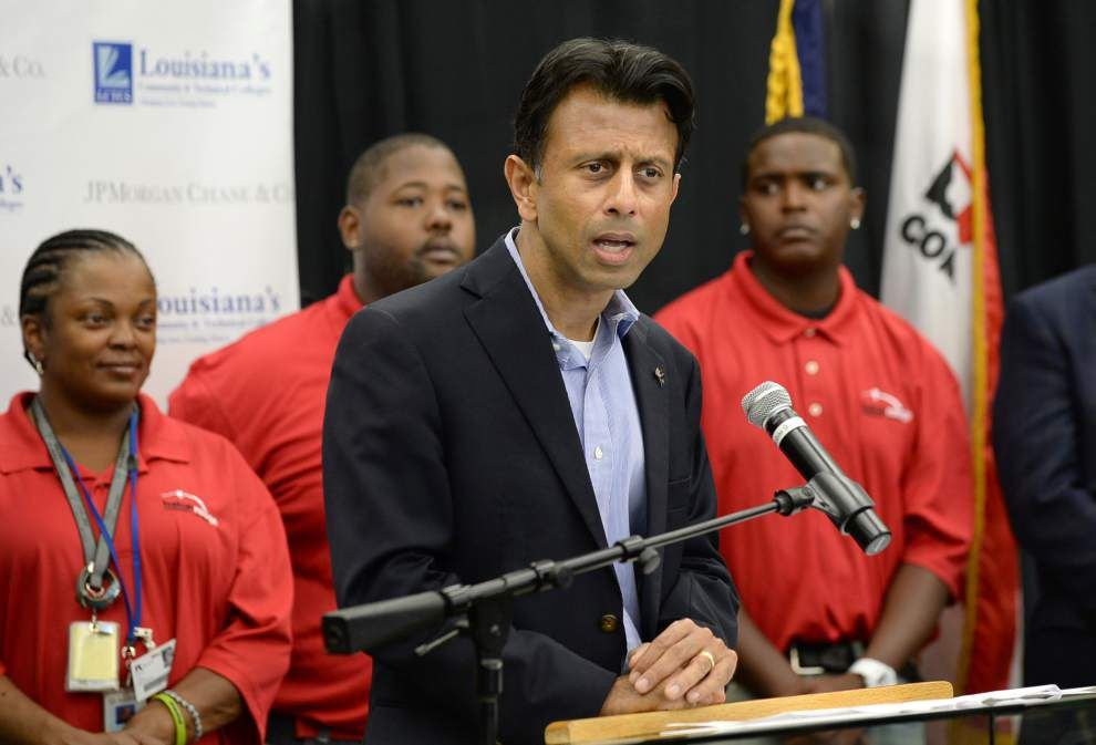 Politics blog: Louisiana Gov. Bobby Jindal lags behind four others in Iowa events, visits _lowres