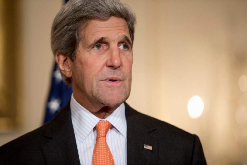 Pressure rising in Kerry nuclear talks with Iran _lowres