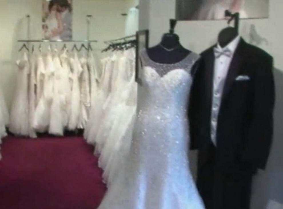 Ohio bridal shop closed over Ebola fears _lowres