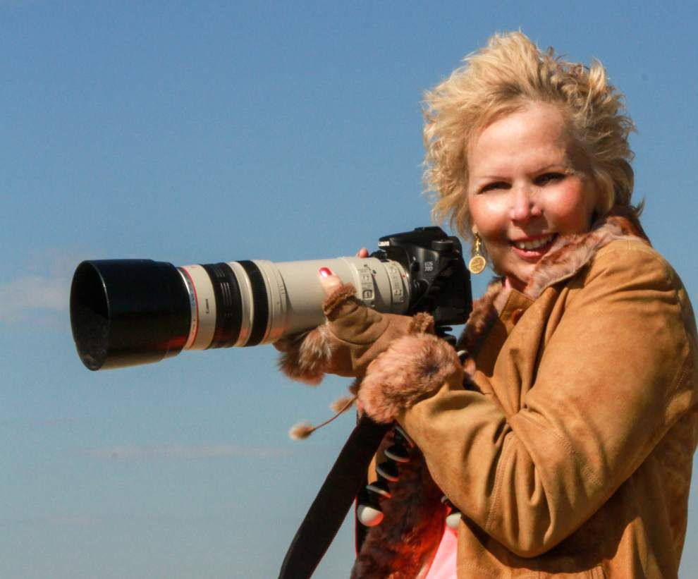 Art brings focus to Slidell photographer's cancer journey _lowres