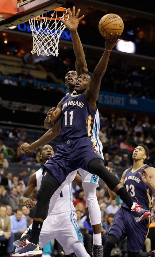 Healthier roster, including Jrue Holiday and Ryan Anderson, has helped Pelicans make progress _lowres