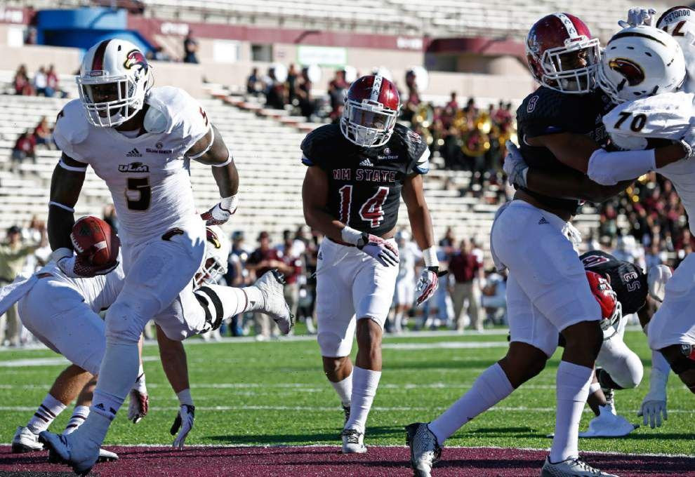 Louisiana-Monroe tops New Mexico State _lowres
