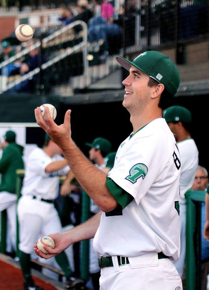 UConn baseball spoils Tulane's AAC debut at Turchin Stadium _lowres