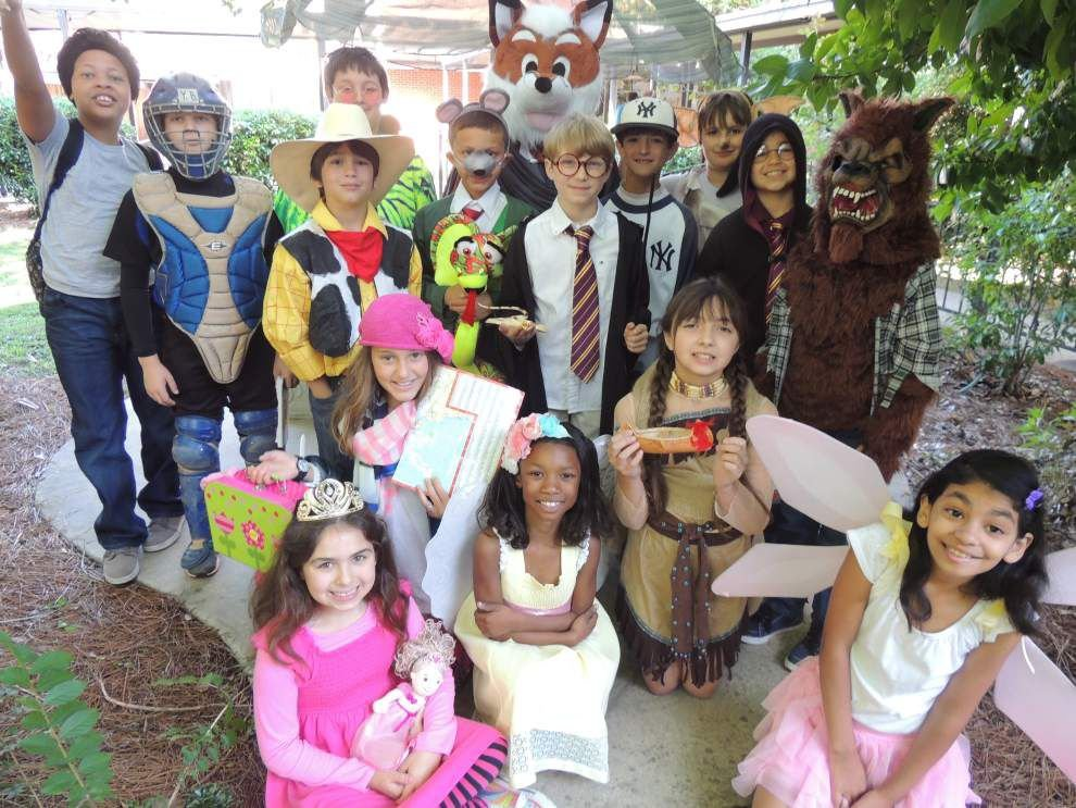 Students celebrate Character Day _lowres