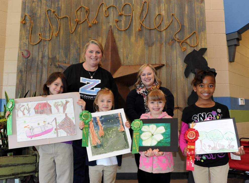 Students win at 'Wild Things' _lowres