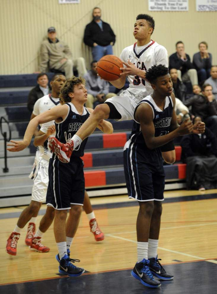 Lafayette Christian rolls past Ascension Episcopal _lowres