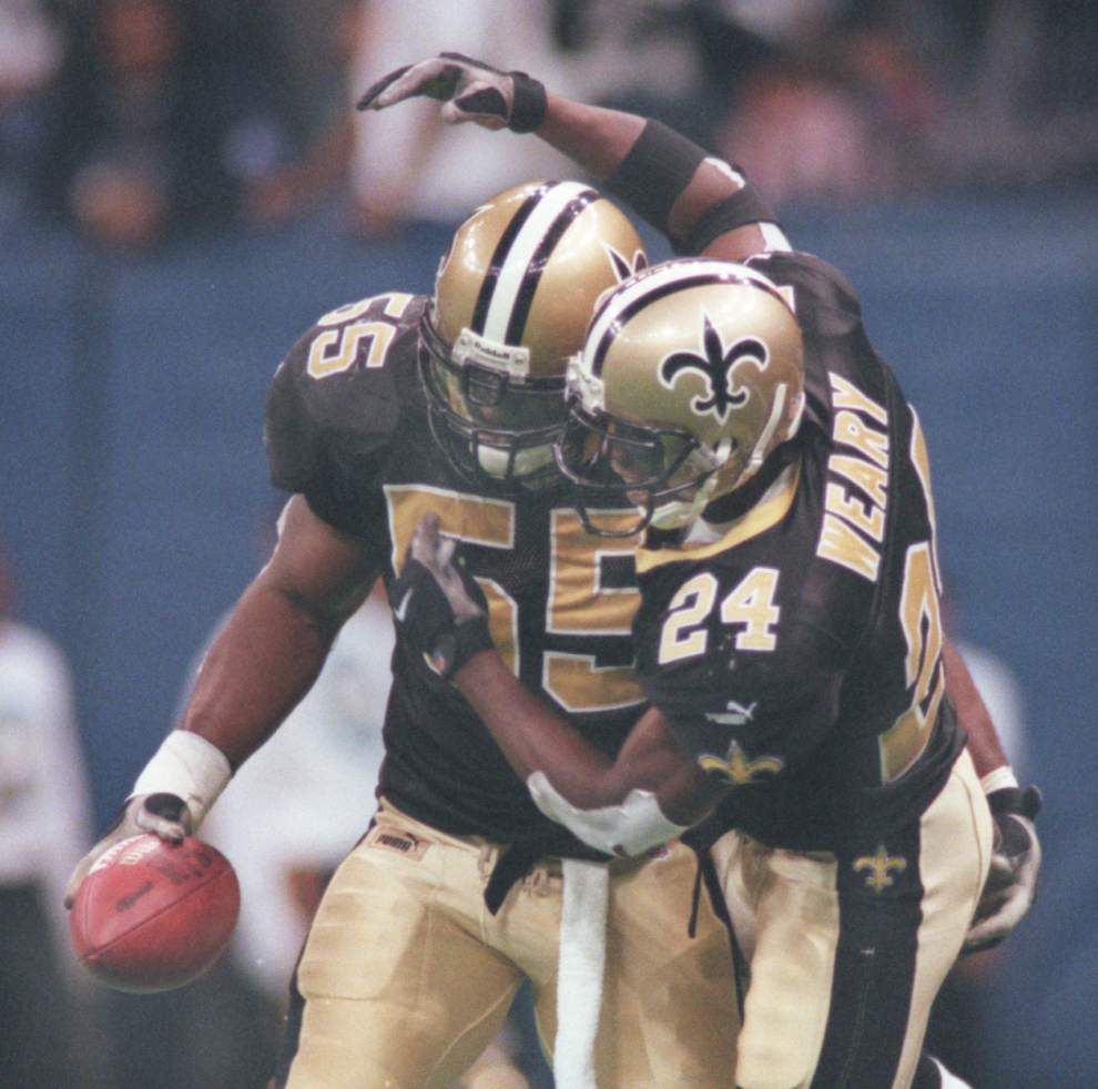 Lewis: Who's next for the Saints' Hall of Fame? _lowres