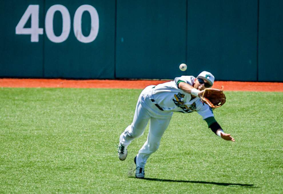 Tulane baseball team knows the stakes are high as the Green Wave visits Memphis in their regular-season finale _lowres