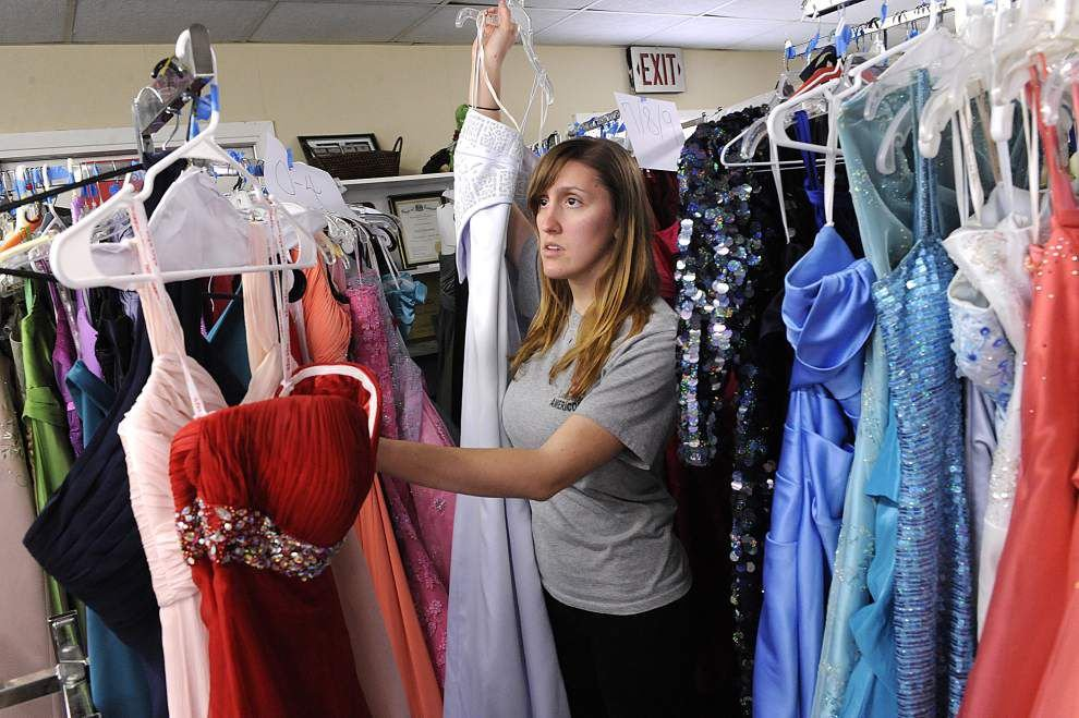 Lafayette Cinderella Project to offer prom dresses, accessories Saturday at Blackham Coliseum _lowres