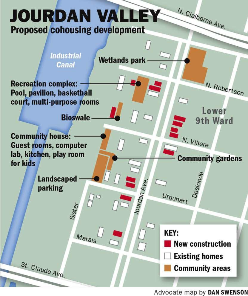 Developer looking to build 'cohousing' community in Lower 9th Ward _lowres