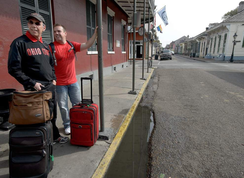 Sugar Bowl, New Year's Eve meant big bucks for tourism industry _lowres
