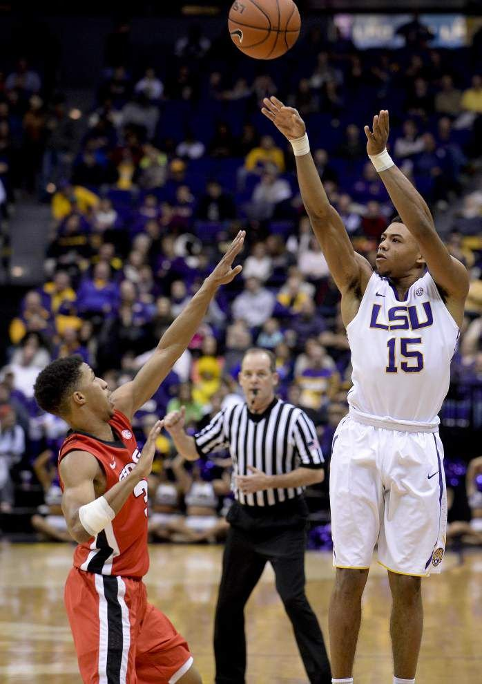 Jordan Mickey, Jalyn Patterson back for LSU _lowres