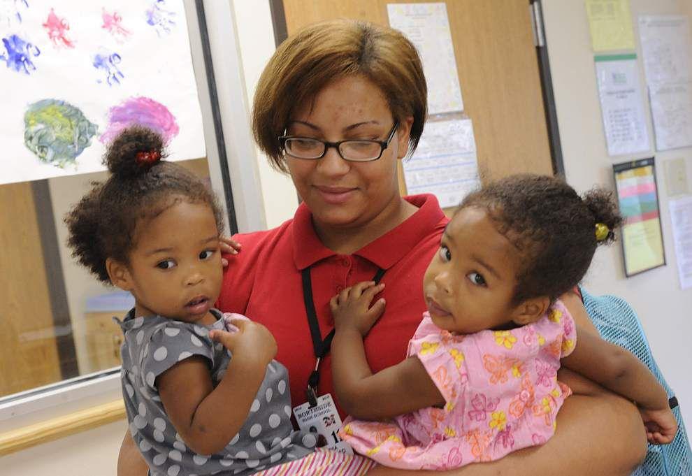 Lafayette program helping teen moms stay in school _lowres