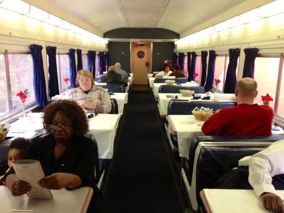 From IB Times: Amtrak sojourn offers unique opportunity to interrelate with fellow travelers _lowres