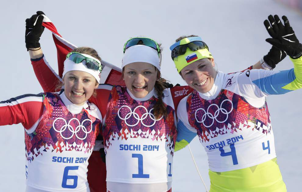 Tuesday's Olympic highlights from the Winter Games in Sochi _lowres
