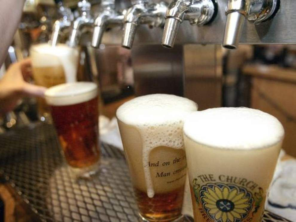 Study: Excessive drinking cost Louisiana $3.4 billion in 2010, kills 1,475 residents a year _lowres