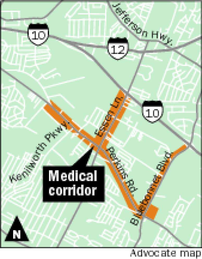 BR Health District could include medical school, obesity/diabetes center _lowres