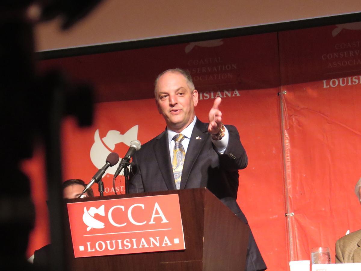 JBE at CCA Louisiana