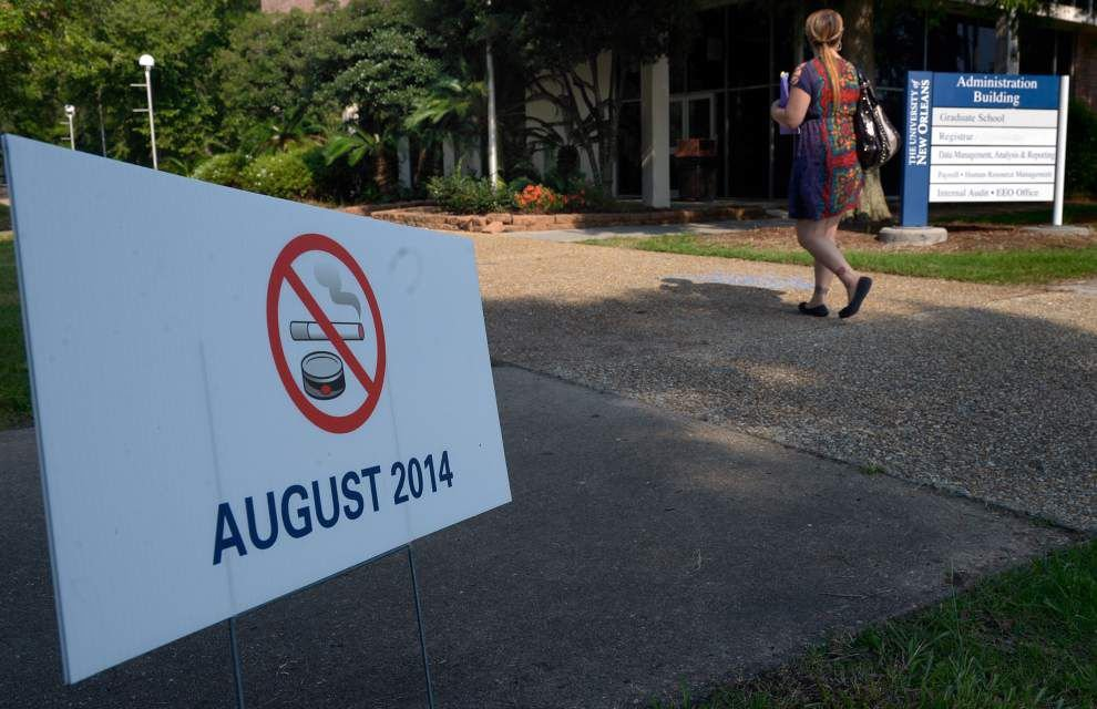 Local college campuses to be mostly smoke-free by this week _lowres