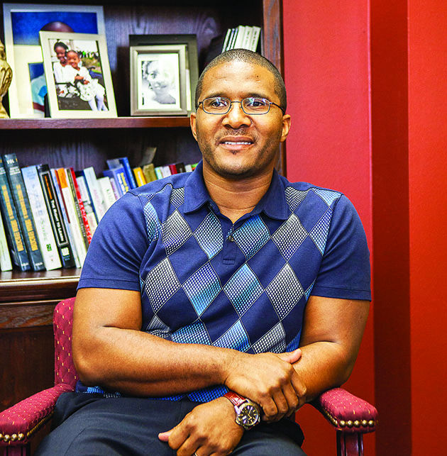 Prof hopes to create blueprint for success among black males in the US