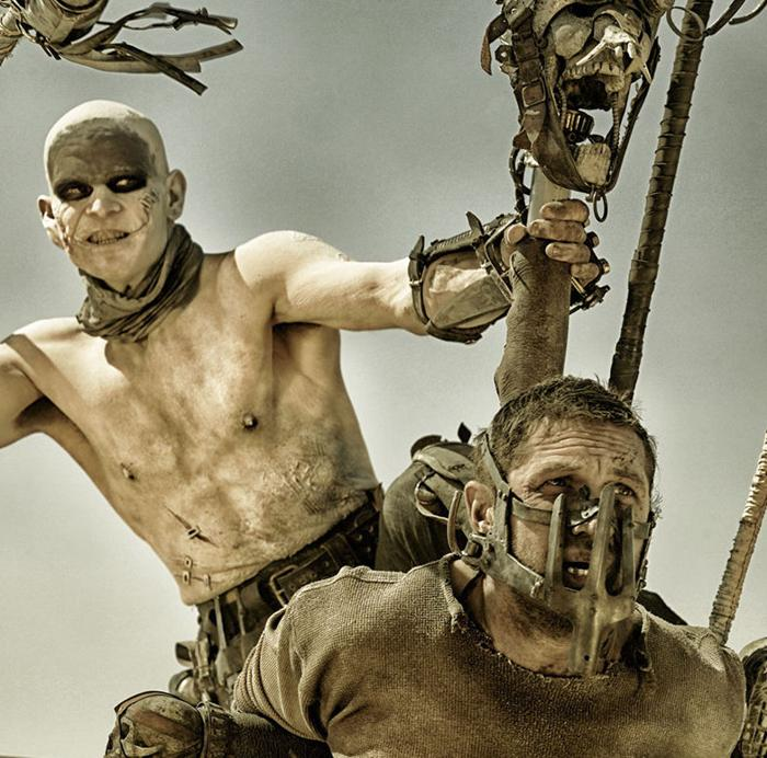 """Mad Max: Fury Road"" progresses action films"