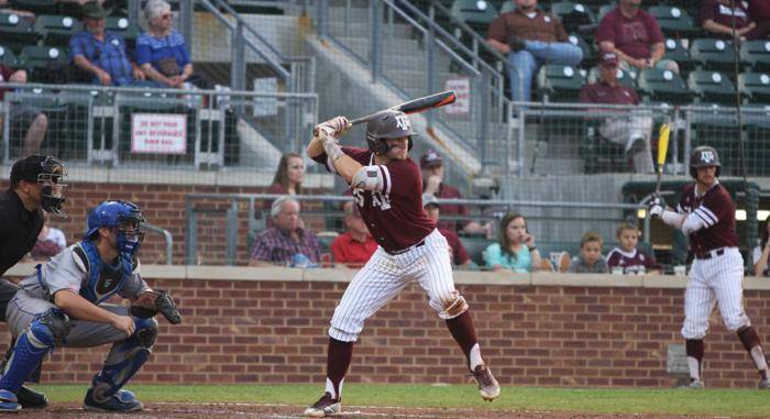 A&M baseball travels to Arkansas eyeing fourth-straight SEC series win