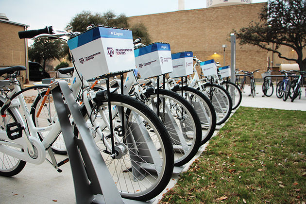Transportation Services partners with Zagster to begin bike share ...