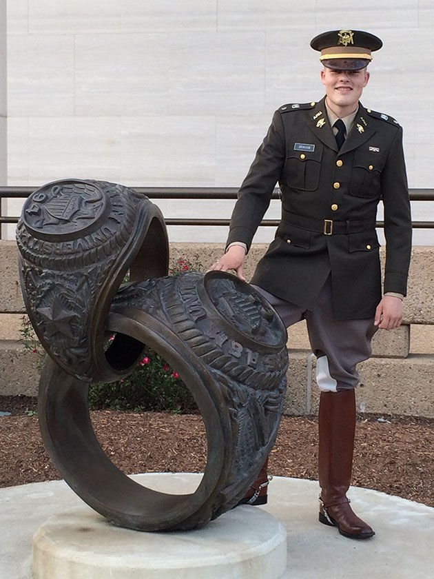 'Aggies helping Aggies': Cadets' boots paid for in full after theft