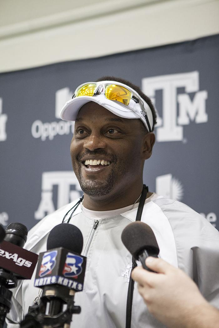 Kevin Sumlin featured on ESPN