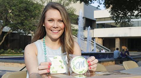 Student's sweet business deal gains traction