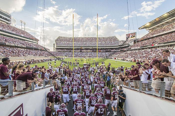 Game by game breakdown of 2015 Aggie football
