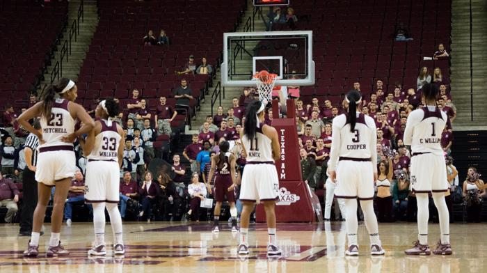 No. 15 Texas A&M women's basketball upsets No. 11 Mississippi State in thriller