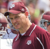 Defensive tackles coach and A&M part ways