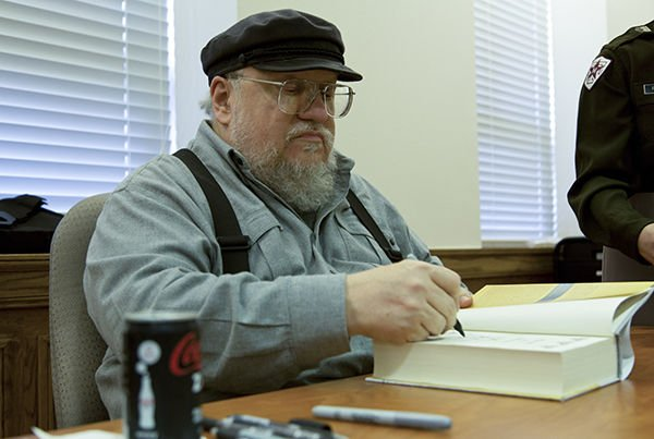 BOR to vote on honorary degree for R. R. Martin