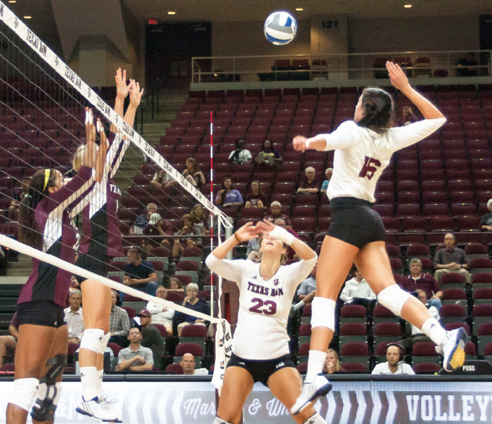Volleyball looks to have a breakout year